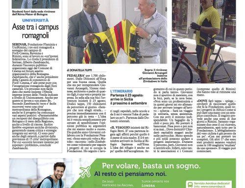 Rassegna Stampa… In bici