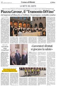 Corriere 25 agosto 2016