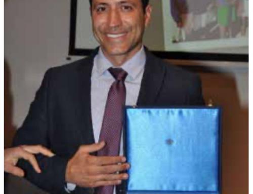 3° premio Iano Planco d'oro al dott. Massimo Migani